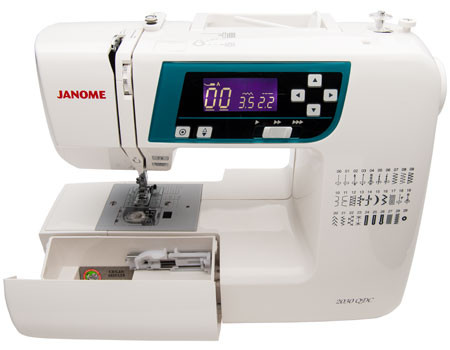 Janome 40QDCB Magnificent Janome 2030dc Sewing Machine