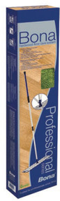"Bona PRO SERIES 18"" Mop w/ HARDWOOD CLEANER & 18"" PAD KIT"