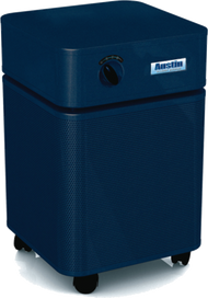 » Allergy Machine™  - MIDNIGHT BLUE Maximum protection for people with asthma and allergies. The Austin Air Allergy Machine™ has been developed specifically to offer maximum protection for those suffering from asthma and allergies. It effectively removes allergens, asthma irritants, sub-micron particles, chemicals and noxious gases, providing immediate relief for asthmatics and allergy sufferers.