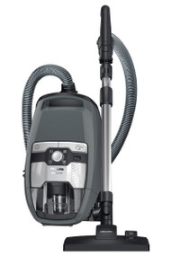 Miele Blizzard CX1 Pure Suction Bagless Canister Vacuum 1,200–watt Miele-made Vortex Motor BAGLESS - Mono-Cyclone Vortex multi-stage filtration system AllTeQ Combination Floorhead(SBD 285-3) Parquet Twister Floorhead(SBB 300-3) Built In Lifetime HEPA Filter ComfortClean self-cleaning Gore CleanStream fine dust filter Crevice Tool and Upholstery Tool fit on the machine, Dusting Brush is part of the Handle 4-setting suction control via Rotary Dial on vacuum Bare Floors and Area Rugs
