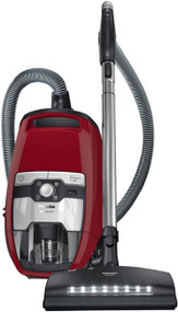 Miele HomeCare Blizzard Bagless Canister Vacuum SEB 236 Powerbrush: 5 selection for low to high pile carpet and hard floors Crevice tool, dusting brush, and upholstery tool Combination floor tool Exclusive additional HomeCare tools HomeCare exclusive 10 year motor warranty and 5 year bumper to bumper warranty