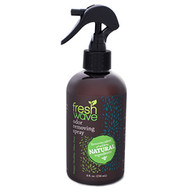"8 oz. odor removing spray: Instant odor removal is as simple as a few spritzes! Our odor-removing spray removes odors in seconds, leaving you with nothing but fresh air. Use it on clothing, pet bedding, backpacks, sports gear, shoes trash cans and more! Shake. Spray. Smile. For stronger odors a few more spritzes will do the trick. When you smell ""fresh air,"" it's working. · Removes odors using only natural ingredients · No harsh chemicals or masking fragrances · Non-toxic · Spray in the air or on water-safe fabrics to remove odors immediately."