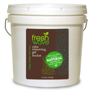 2-Gal. Gel Bucket SKU: 021 Rated:  Empty Star  Empty Star  Empty Star  Empty Star  Empty Star Whether you have a big odor problem or just want to stock up on Gel the 2-gallon Gel Bucket is a great value! You can refill smaller containers every 30-60 days for 24/7 odor removing power and store the remaining Gel for future odor emergencies.
