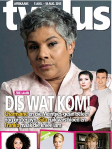 TV Plus Magazine Cover Aug 2015