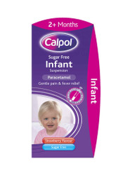 Discover Calpol Strawberry Flavoured Sugar Free Infant Suspension for Babies. Fast, FREE UK Delivery. OFFERS each and every day. Be quick, Buy Now.
