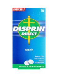 Want fast results, try Disprin Direct Tablets. Delivered FREE in the UK. New exclusive OFFERS each and every day. Be quick, Buy Now.