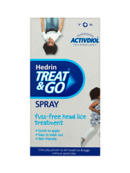 Need results, choose Hedrin Treat & Go Head Lice Spray. Delivered fast and FREE in the UK. NEW bargains, every day. Don't miss out, Shop Now.