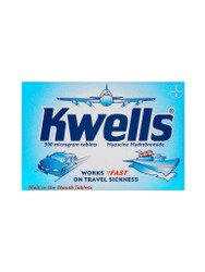 For quick results, try Kwells Anti Sickness Tablets for Motion Sickness. Fast UK Delivery for FREE. OFFERS each and every day. Don't miss out, Buy Now.