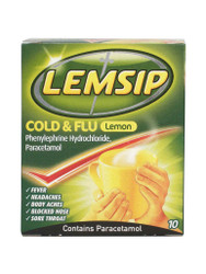 For guaranteed results, try Lemsip Cold & Flu Lemon Sachets. FREE, fast UK delivery. NEW OFFERS each and every day. Don't miss out, Buy Now.