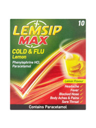 For quick results, try Lemsip Max Cold & Flu Lemon Sachets. Delivered in the UK for FREE. Amazing NEW offers, every day. Be quick, Shop Now.