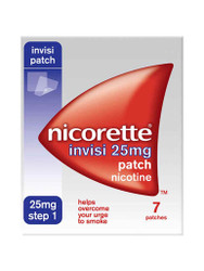 Want fast results, try Nicorette Invisi 25mg Patch. Delivered FREE in the UK. Why not benefit from our daily NEW offers? Act fast, Shop Now.