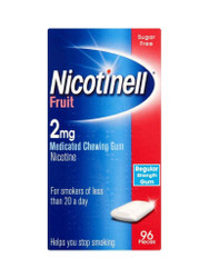 Need results, try Nicotinell Fruit 2mg Gum. FREE Delivery in the UK. OFFERS each and every day. Don't miss out, Buy Now.