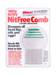 Get great results, with Nitty Gritty NitFree Comb. FREE Delivery in the UK. New exclusive OFFERS each and every day. Hurry, Shop Now.