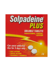Want fast results, try Solpadeine Plus Soluble Tablets. Delivered for FREE in the UK. Amazing OFFERS every day. Hurry, Buy Now.