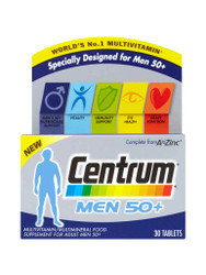 For rapid results, try Centrum® Men 50+ Multivitamin Tablets. Delivered fast and FREE in the UK. NEW OFFERS each and every day. Be quick, Buy Now.
