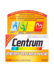 Get great results, with Centrum® Performance Multivitamin Tablets. Delivered fast and FREE in the UK. Why not benefit from our daily NEW offers? Act fast, Shop Now.