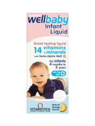 Need results, try WellBaby Syrup by Vitabiotics. Delivered FREE in the UK. NEW OFFERS each and every day. Act fast, Shop Now.