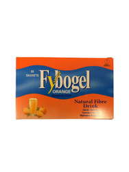 Fybogel Orange Ispaghula Natural Fibre Drink for Constipation - 30