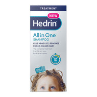 Hedrin All In One Head Lice Shampoo - 100ml