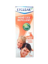 Lyclear Head Lice Repellent Spray - 100ml