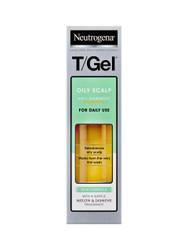 Neutrogena T-Gel Oily Scalp Anti-Dandruff Shampoo - 250ml