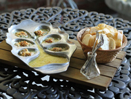 Le Petite Oyster Bed - The Half Dozen