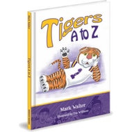 Tigers A to Z Childrens Book