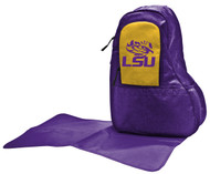LSU Sideline Sling Diaper Bag