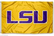 LSU 4x6 Grommet Flag