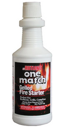One Match Gelled Fire Starter