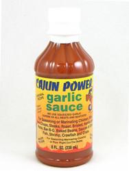 Cajun Power Garlic Hot Sauce