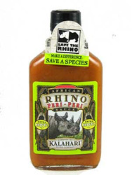 African Rhino Pepper Sauce Xtra Hot