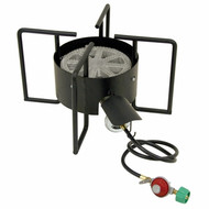 """Bayou Classic 22"""" Wide 30 PSI Cooker"""