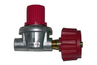 1-30 Lbs Adjustable High Pressure Regulator