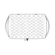 Weber Original Stainless Steel Large Fish Basket