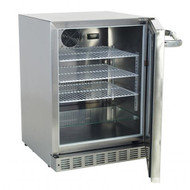 Premium Outdoor Rated Stainless Steel Fridge Series II
