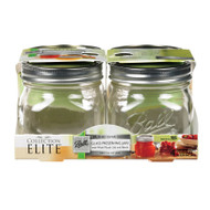 Ball Wide Mouth Pint Jars Set of 4