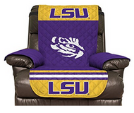LSU Reversible Recliner Furniture Protector