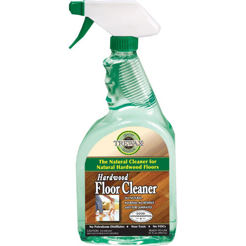 Trewax 32 Oz. Floor Cleaner For Wood
