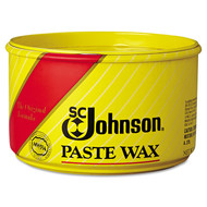 SC Johnson Paste Wax Floor Wax Hard 16 oz.