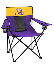 LSU ELITE LOGO CHAIR