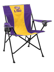 LSU PREGAME CHAIR