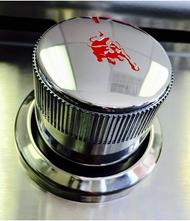 Anniversary Round Rotisserie Zinc Knob