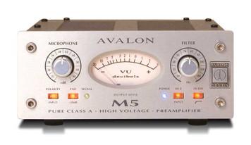Avalon M5 Mono Mic Preamp