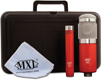 MXL 550/551R Recording Kit