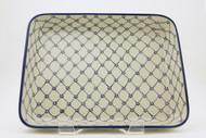 9 X 11 Rectangular Baker- Classic Beauty