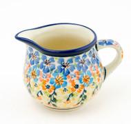 Polish Pottery Creamer - Gratza