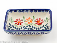 Polish Pottery Dipping Bowl- Delight