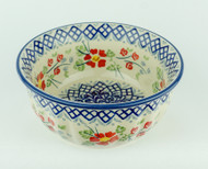 "5.5"" Bowl English Rose"