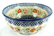 "7.75"" Bowl English Rose"
